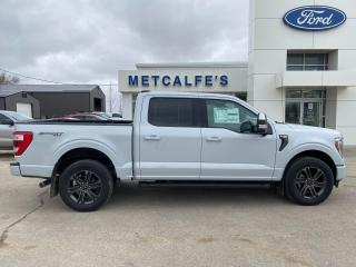 New 2021 Ford F-150 LARIAT 4WD SUPERCREW 5.5' BOX for sale in Treherne, MB