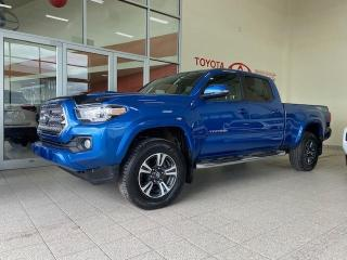 Used 2016 Toyota Tacoma * 4WD Double Cab V6 * TRD SPORT * MAGS * GPS * for sale in Mirabel, QC