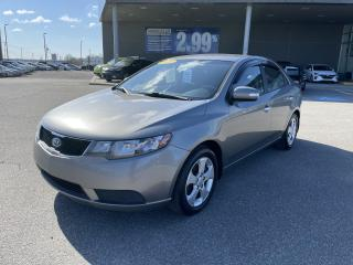 Used 2010 Kia Forte 4dr Sdn Man EX,A/C,CRUISE,BANC CHAUFFANTS for sale in Mirabel, QC