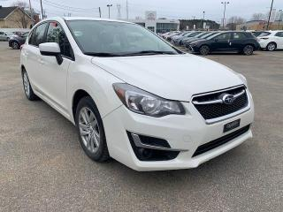 Used 2016 Subaru Impreza Voiture à hayon, 5 portes, boîte manuell for sale in Trois-Rivières, QC