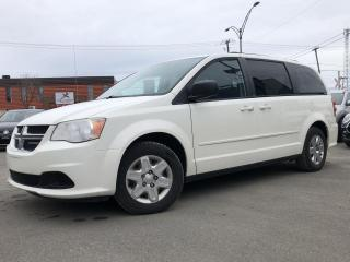 Used 2013 Dodge Grand Caravan Familiale 4 portes SE for sale in Trois-Rivières, QC