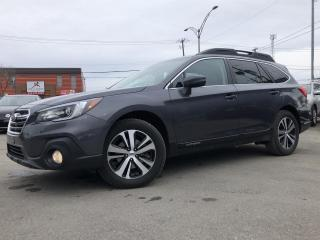 Used 2018 Subaru Outback 3.6R Limited avec ensemble EyeSight for sale in Trois-Rivières, QC