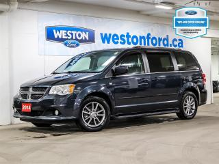 Used 2014 Dodge Grand Caravan SE+AS IS for sale in Toronto, ON