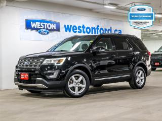 Used 2017 Ford Explorer XLT+NAVIGATION+REMOTE START+CAMERA+LEATHER+CERTIFIED for sale in Toronto, ON