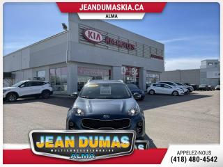Used 2018 Kia Sportage MODÈLE EX AWD CUIR 33 000 KILOS SEULEMEN for sale in Alma, QC