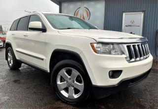 Used 2012 Jeep Grand Cherokee ***LAREDO,4X4,CUIR,MAGS,BIEN ÉQUIPÉ*** for sale in Longueuil, QC