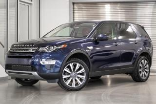 Used 2017 Land Rover Discovery Sport HSE LUXURY AWD *NOUVELLE ARRIVÉE!* for sale in Laval, QC