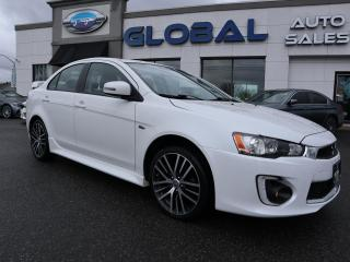 Used 2017 Mitsubishi Lancer GTS for sale in Ottawa, ON