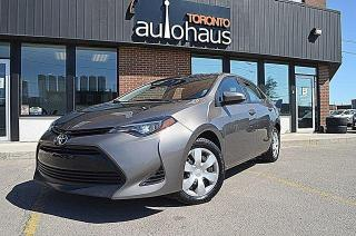 Used 2017 Toyota Corolla 50th Anniversary I CAM I HTD SEATS I LDW for sale in Concord, ON