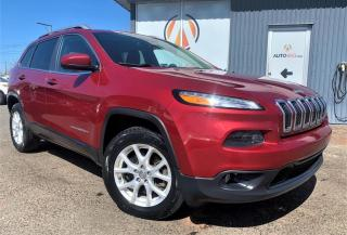 Used 2016 Jeep Cherokee ***NORTH,4X4,V6,MAGS,CLEAN CARFAX*** for sale in Longueuil, QC