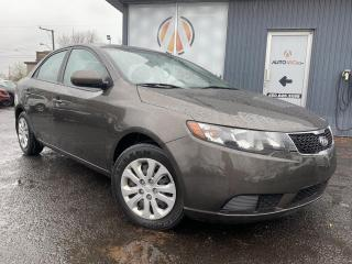 Used 2012 Kia Forte ***LX,AUTOMATIQUE,BAS KILO,A/C,BLUETOOTH for sale in Longueuil, QC