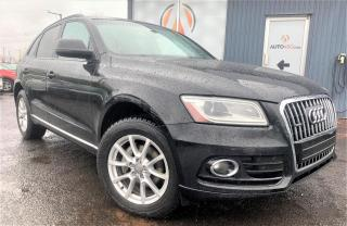 Used 2014 Audi Q5 ***KOMFORT,QUATTRO,2.0L,CUIR,MAGS*** for sale in Longueuil, QC