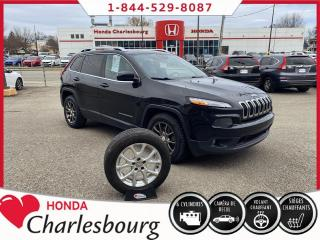 Used 2014 Jeep Cherokee NORTH V6 **VOLANT+BANCS CHAUFFANT** for sale in Charlesbourg, QC