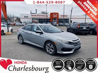 Used 2017 Honda Civic LX AUTOMATIQUE ***31 560 KM** for sale in Charlesbourg, QC