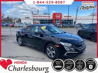 Used 2020 Honda Civic LX*AUTOMATIQUE**1839 KM** for sale in Charlesbourg, QC