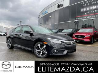 Used 2016 Honda Civic Touring Sedan CVT for sale in Gatineau, QC