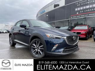 Used 2018 Mazda CX-3 GT AWD for sale in Gatineau, QC