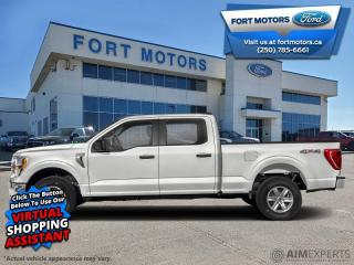 New 2021 Ford F-150 XLT  - $378 B/W for sale in Fort St John, BC