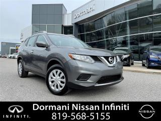 Used 2016 Nissan Rogue S AWD for sale in Gatineau, QC