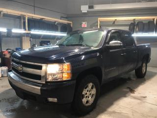 Used 2008 Chevrolet Silverado 1500 CrewCab 4X4 5.3L V8 * Chevrolet OEM Floor Mats * Hands Free Calling * Trailer Receiver W/ Pin Connector * Cruise Control * Power Driver Seat * Steerin for sale in Cambridge, ON