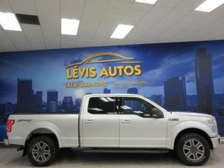 Used 2016 Ford F-150 XLT SPORT SUPERCREW 89600KM V8 5.0L 8960 for sale in Lévis, QC