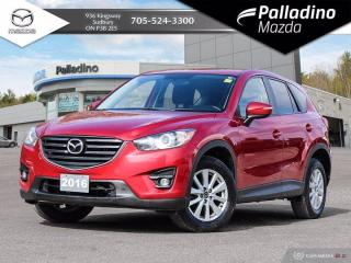 Used 2016 Mazda CX-5 GS AWD - TWO SETS OF RIMS AND TIRES  - ONE OWNER for sale in Sudbury, ON