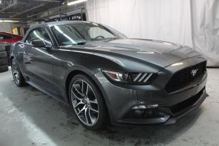 Used 2017 Ford Mustang EcoBoost Premium Convertible for sale in St-Constant, QC