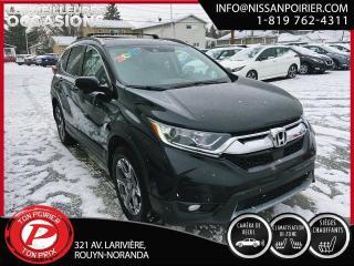 Used 2017 Honda CR-V EX (Frais VIP 395$ non inclus) for sale in Rouyn-Noranda, QC