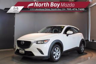 Used 2016 Mazda CX-3 GX AWD - Bluetooth - Navigation - Cruise for sale in North Bay, ON
