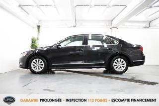 Used 2015 Volkswagen Passat reservé Auto DIESEL + TDI + BAS MILEAGE for sale in Québec, QC