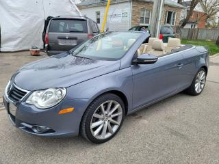 Used 2010 Volkswagen Eos Highline for sale in Milton, ON