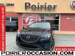 Used 2016 Mazda CX-5 GT AWD for sale in Val-D'or, QC