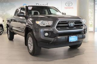 Used 2018 Toyota Tacoma 4x4 Double Cab V6 SR5 6A for sale in Richmond, BC