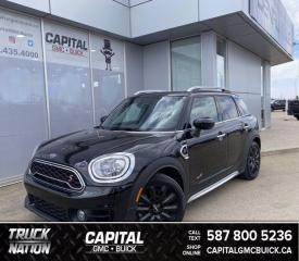 Used 2020 MINI Cooper Countryman Cooper S AWD * NAV * DUAL SUNROOF for sale in Edmonton, AB