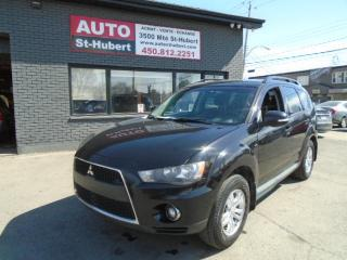 Used 2011 Mitsubishi Outlander Ls Awd 7 Passagers for sale in St-Hubert, QC