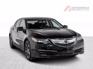Used 2017 Acura TLX CUIR TOIT MAGS CAMERA DE RECUL for sale in Île-Perrot, QC