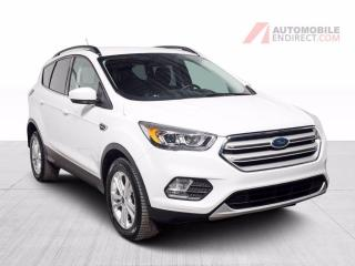 Used 2019 Ford Escape SEL A/C Mags Cuir GPS Sièges Chauffants Caméra for sale in Île-Perrot, QC