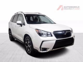 Used 2015 Subaru Forester XT TURBO AWD  CUIR TOIT MAGS for sale in Île-Perrot, QC