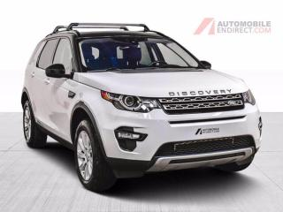Used 2017 Land Rover Discovery Sport SE SPORT AWD CUIR TOIT PANO MAGS CAMERA DE RECUL for sale in Île-Perrot, QC
