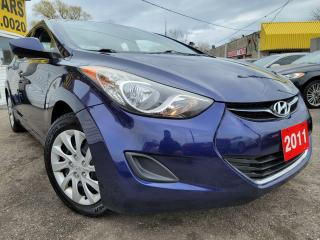 Used 2011 Hyundai Elantra GL/AUTO/LOADED/VERY CLEAN for sale in Scarborough, ON