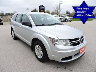 Used 2011 Dodge Journey Canada Value Pkg Well oiled Local trade 125000 km for sale in Gorrie, ON