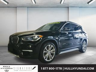 Used 2018 BMW X1 Xdrive28i Sports Activity Vehicle for sale in Gatineau, QC