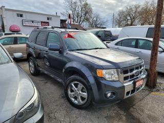 Used 2009 Ford Escape Limited for sale in Milton, ON