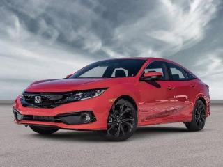New 2021 Honda Civic Sedan Sport for sale in Corner Brook, NL