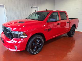Used 2021 RAM 1500 Crew 4x4 Night Edition for sale in Pembroke, ON