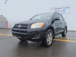 Used 2011 Toyota RAV4 BASE for sale in Gander, NL