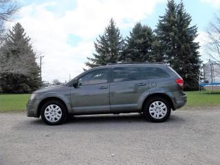 Used 2014 Dodge Journey SE- ONE OWNER for sale in Thornton, ON