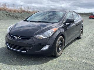 Used 2013 Hyundai Elantra GLS for sale in St. John's, NL