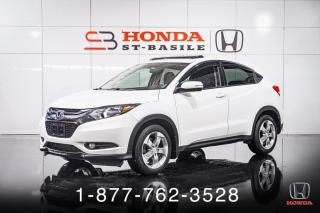 Used 2018 Honda HR-V EX + AUTO + A/C + CAMERA + CRUISE + WOW! for sale in St-Basile-le-Grand, QC