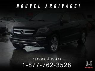 Used 2014 Mercedes-Benz GL-Class GL350 + BLUETEC + 4MATIC + 7 PASS + WOW! for sale in St-Basile-le-Grand, QC